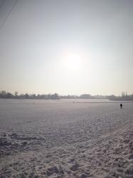 ドイツはやはり雪が似合う
