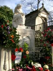 ショパンのお墓