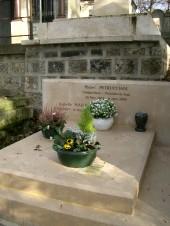 ミシェル・ペトルチアーニのお墓